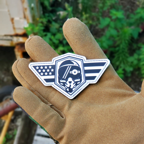 NEW!!! Wingman Patches
