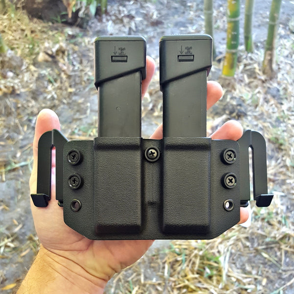 Double Mag Carrier  (Outside the Waistband)