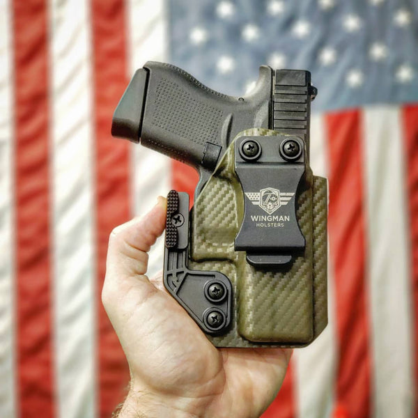 Wingman Holsters - The Highest quality gear on the market