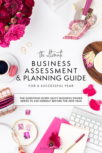 The Ultimate Business Assessment and Planning Guide for Small Business Owners - Free Workbook!