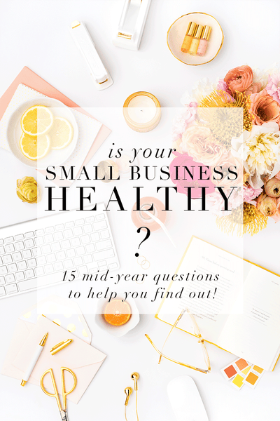 Is your small business healthy?