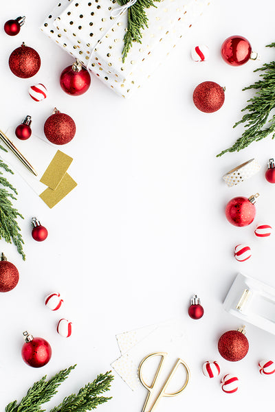 New: Styled Holiday Stock Photography for Creatives!