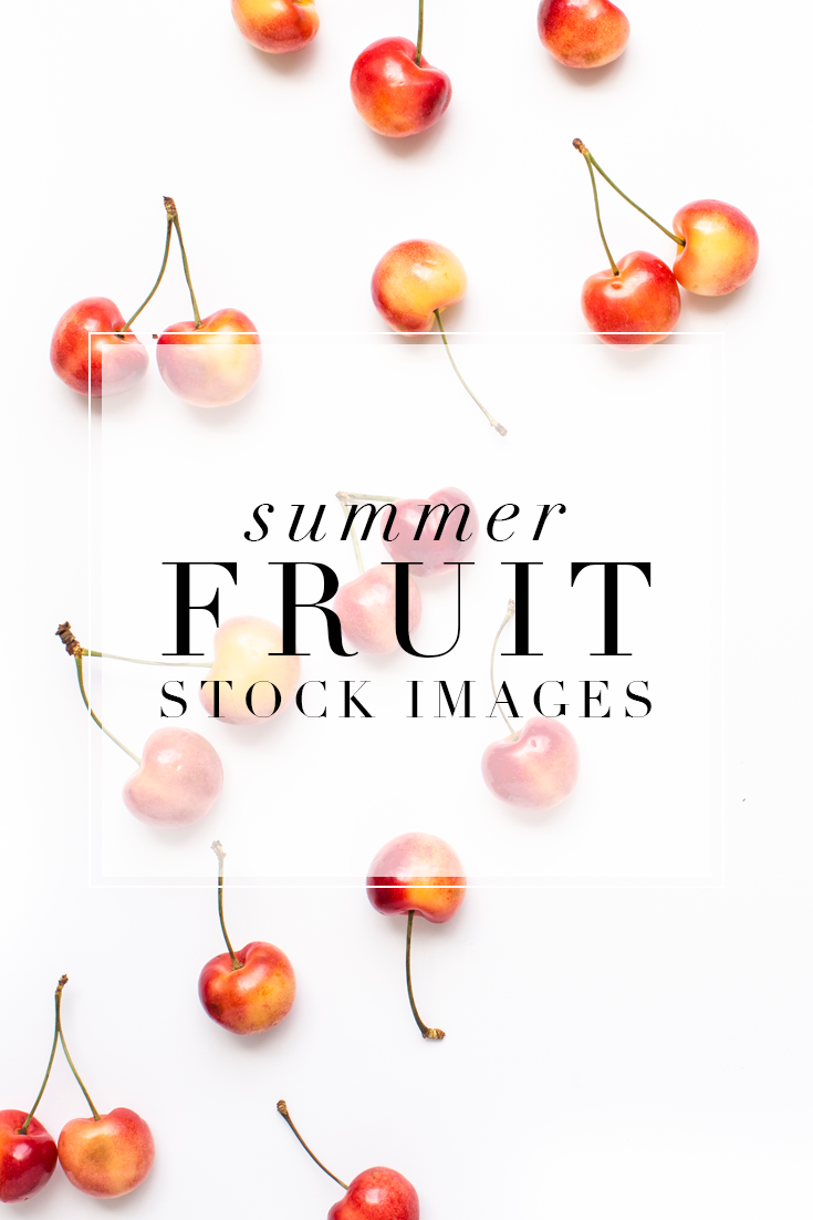 Something JUICY for you: Fruit Styled Stock Photography
