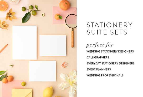 stationery suite styled stock photography from the SC Stockshop!