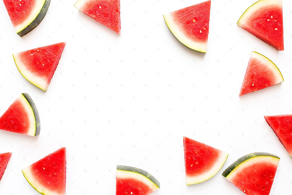 Images of watermelons. Styled stock photography from the SC Stockshop
