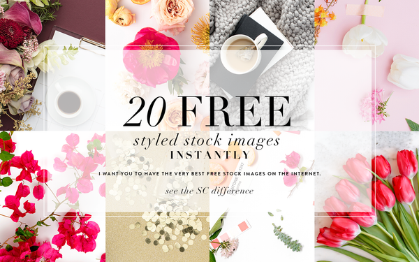 free styled stock images!