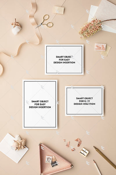 MaeMae x SC Collection: Nude SET 1 | Invitation Suite