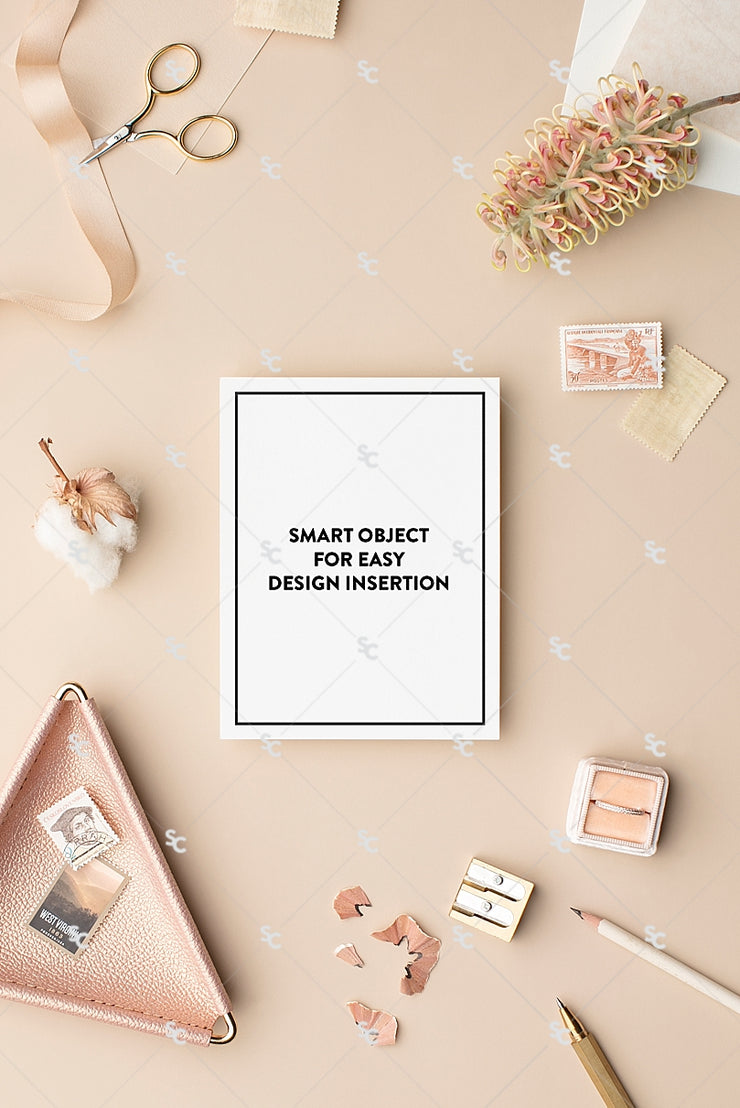 MaeMae x SC Collection: Nude SET 7 | Notecards