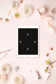 MaeMae x SC Collection: Blush Pink SET 5 | Tablet Screen