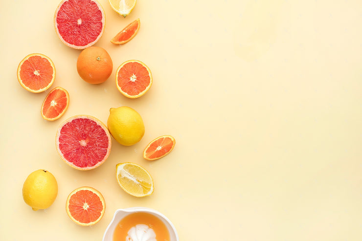 Styled Stock Citrus Collection #1