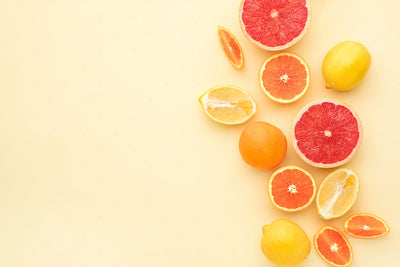 Styled Stock Citrus Collection #3