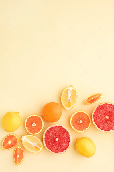 Styled Stock Citrus Collection #4