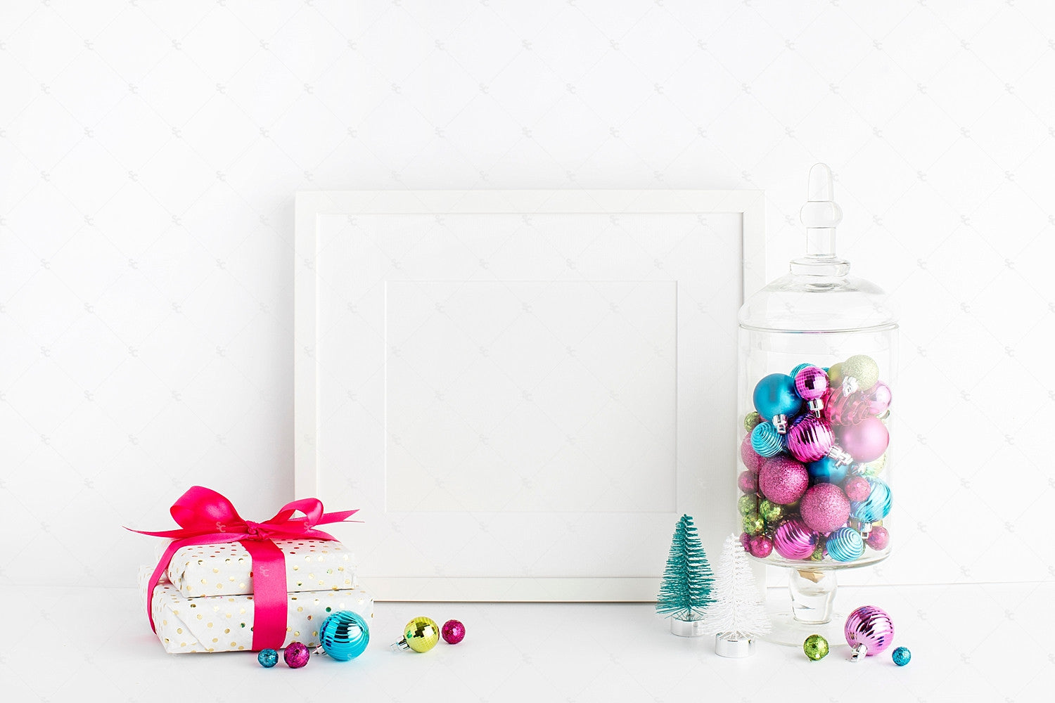 Holiday Styled Frame Stock for Creatives from the SC Stockshop