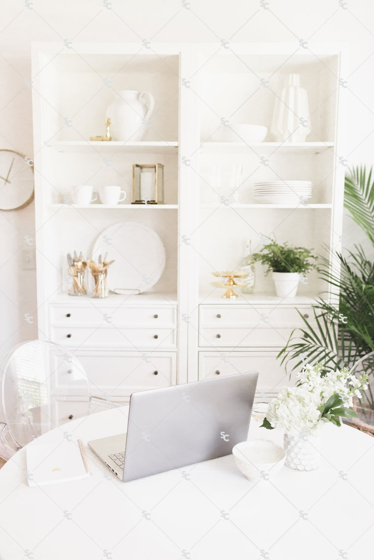 Lifestyle Styled Stock Collection White SET #19
