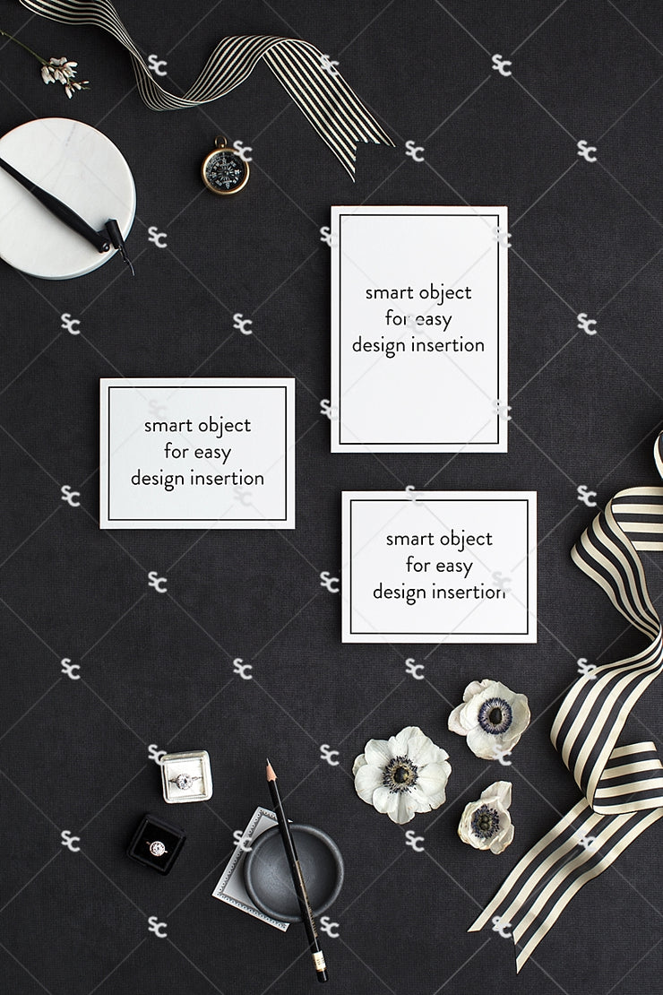 MaeMae x SC Collection: Black & White SET 3
