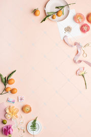 MaeMae x SC Stationery Collection: Peach and Pink SET 2
