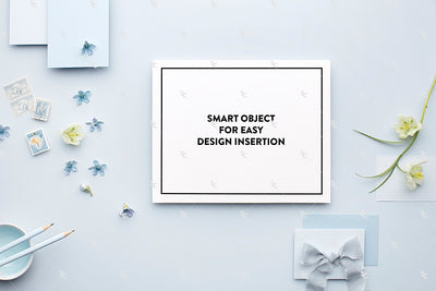 MaeMae x SC Collection: French Blue SET 3 | 8x10 Prints