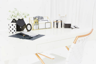 Lifestyle Styled Stock Collection Black and White SET #11