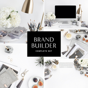 Styled Stock Photography Gray Desktop Collection