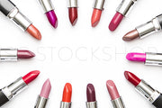 Colorful Lipstick Collection