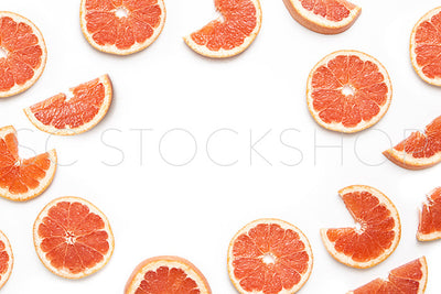 Grapefruit Set of 2