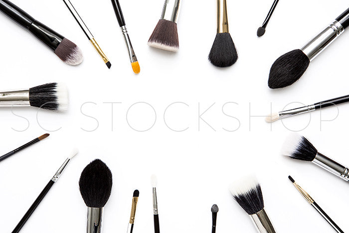 makeup brushes photography. makeup brush collection brushes photography