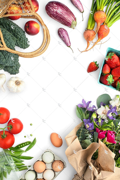 Styled Stock Photography Farmers Market Collection #02