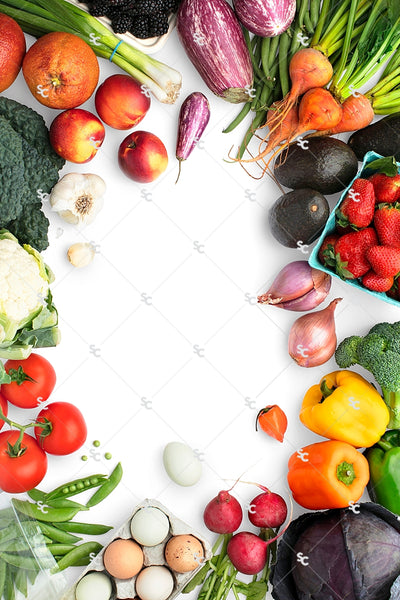 Styled Stock Photography Farmers Market Collection #05