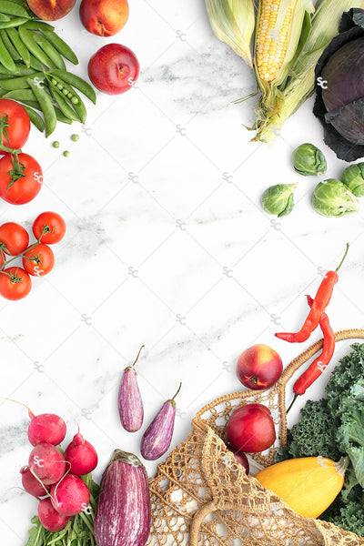 Styled Stock Photography Farmers Market Collection #34