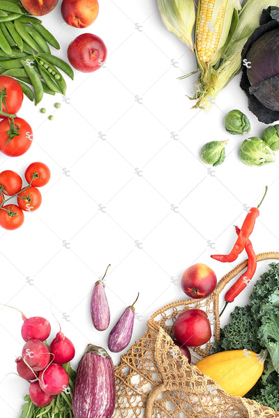 Styled Stock Photography Farmers Market Collection #35