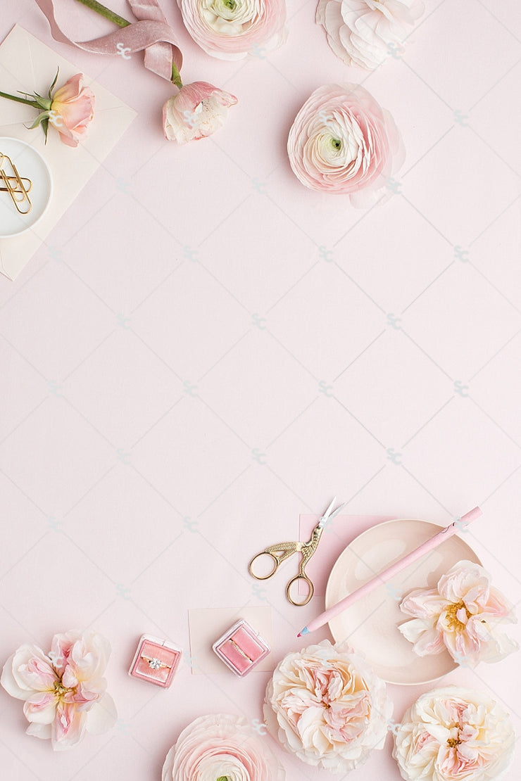MaeMae x SC Stationery Collection: Pink #03