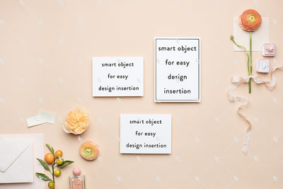 MaeMae x SC Stationery Collection: Peach SET 1