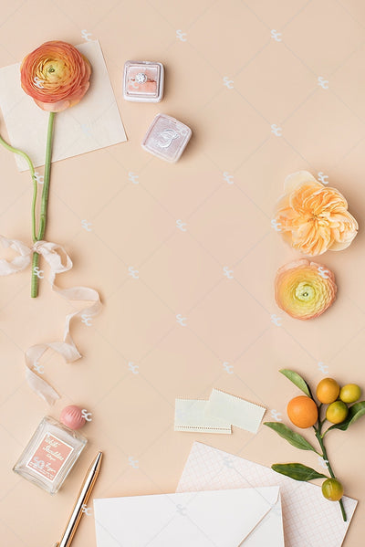 MaeMae x SC Stationery Collection: Peach #05