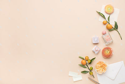 MaeMae x SC Stationery Collection: Peach #07