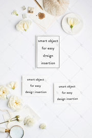 MaeMae x SC Collection: White Neutrals SET 2