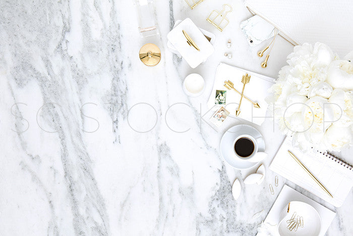 Real Marble Styled Stock Photography Images 2