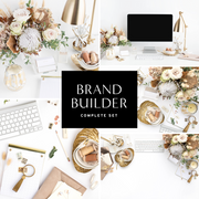 Styled Stock Photography Warm Neutral Collection