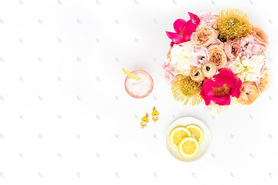 Stock Photography Citrus Desk Collection #42
