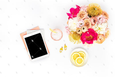 Stock Photography Citrus Desk Collection #41