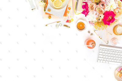 Stock Photography Citrus Desk Collection #49