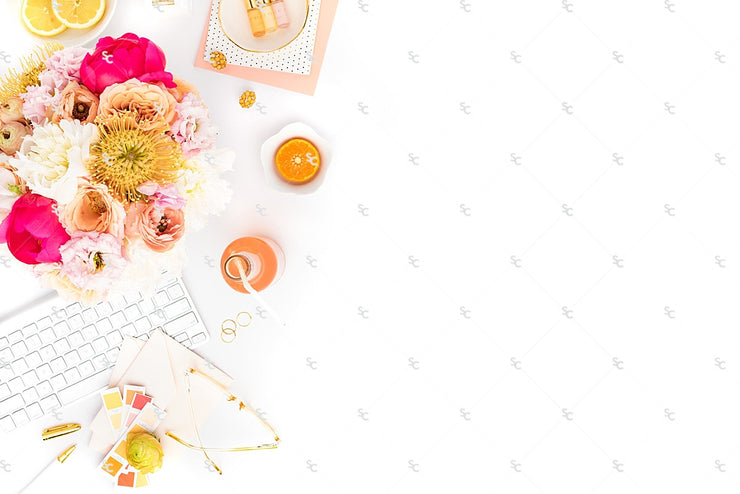 Stock Photography Citrus Desk Collection #47