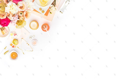 Stock Photography Citrus Desk Collection #46