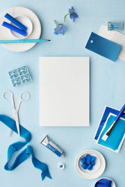MaeMae x SC Collection: Cerulean SET 7 | A7 Stationery