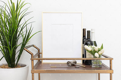 Lifestyle Frames | Living Room Collection #14