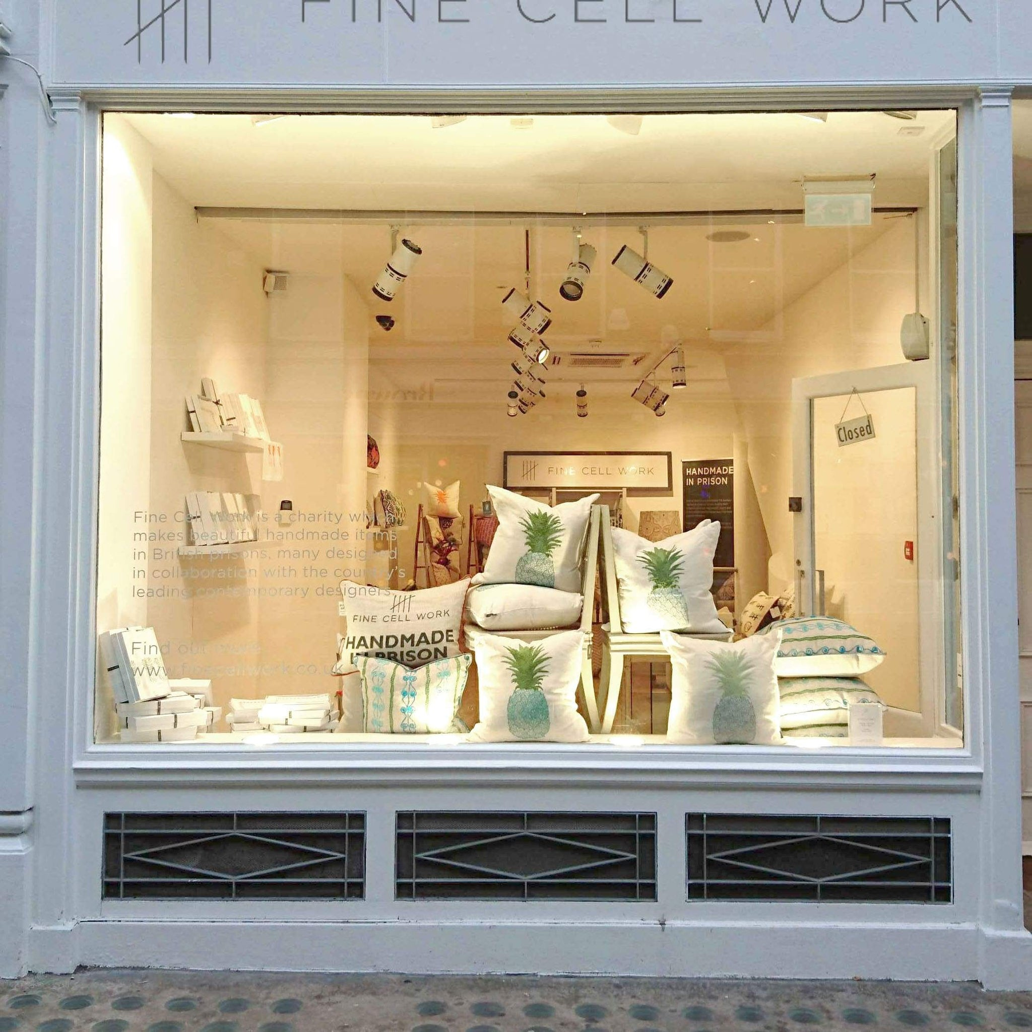 South Molton Street Pop-up Shop