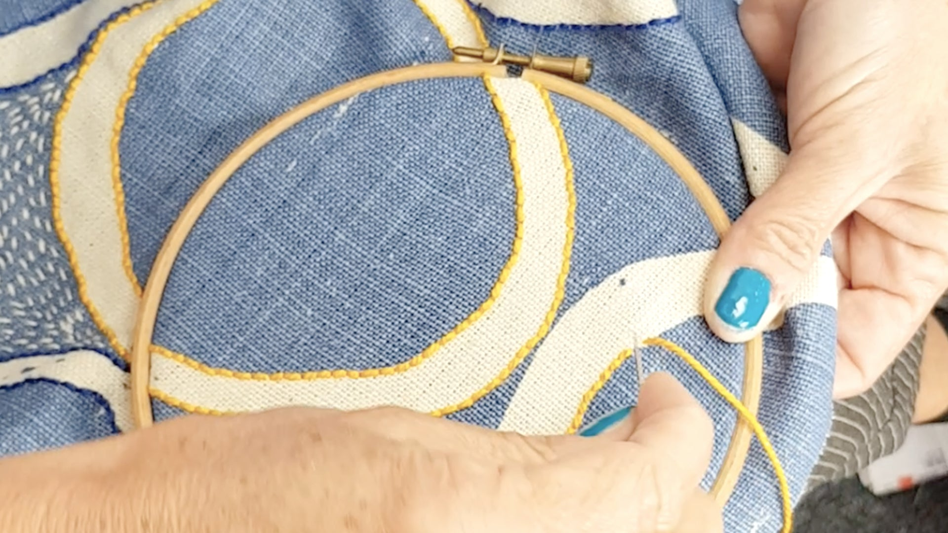 How To... Back Stitch