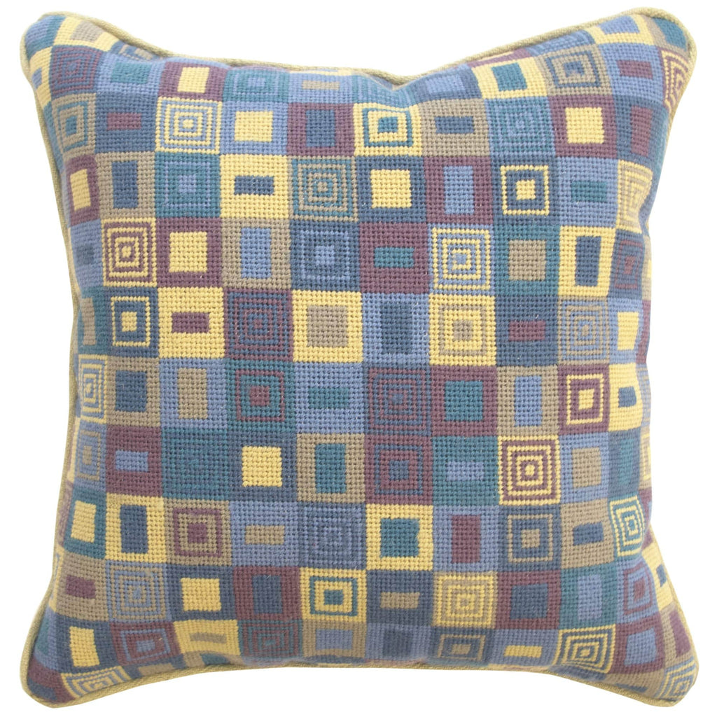 "14"" Geometric Cushion (436)"