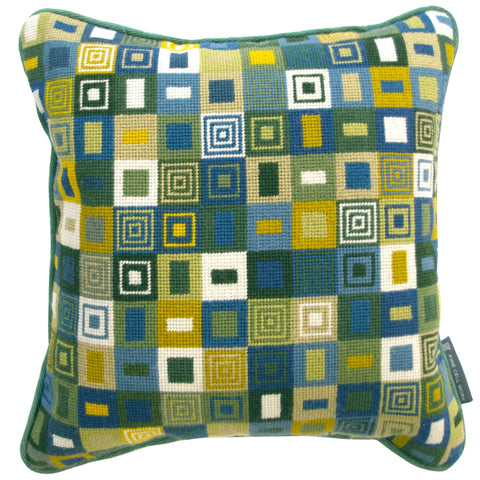"14"" Geometric Cushion (434)"