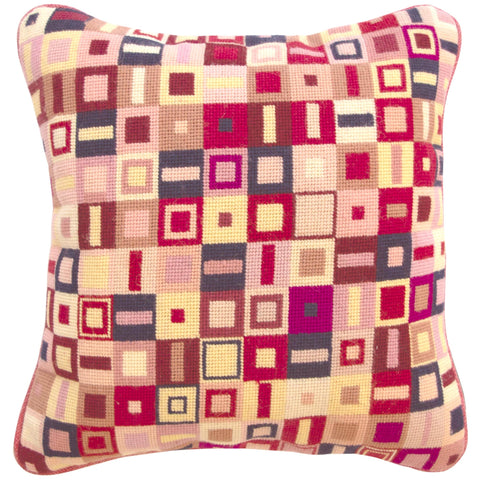 "14 "" Geometric Cushion (431)"