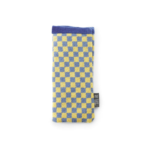 St. Ives Chequerboard Glasses Case